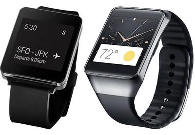 Los dispositivos Android Wear reciben su primer actualización