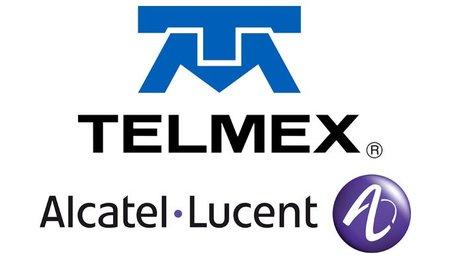 Telmex y Alcatel firman acuerdo para ofrecer Internet de hasta 100 Mbps