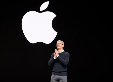 Apples Keynote Event Tim Cook