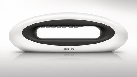 DECT Philips Mira, un telefóno simple y elegante