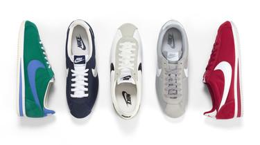 Si quieres ir a la moda pero marcar la diferencia piensa en Nike Cortez x Foot Locker