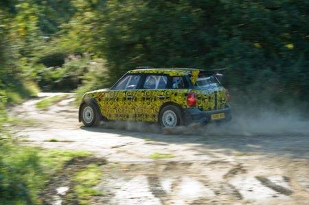 Prodrive nos muestra la primera imagen del Mini Countryman WRC