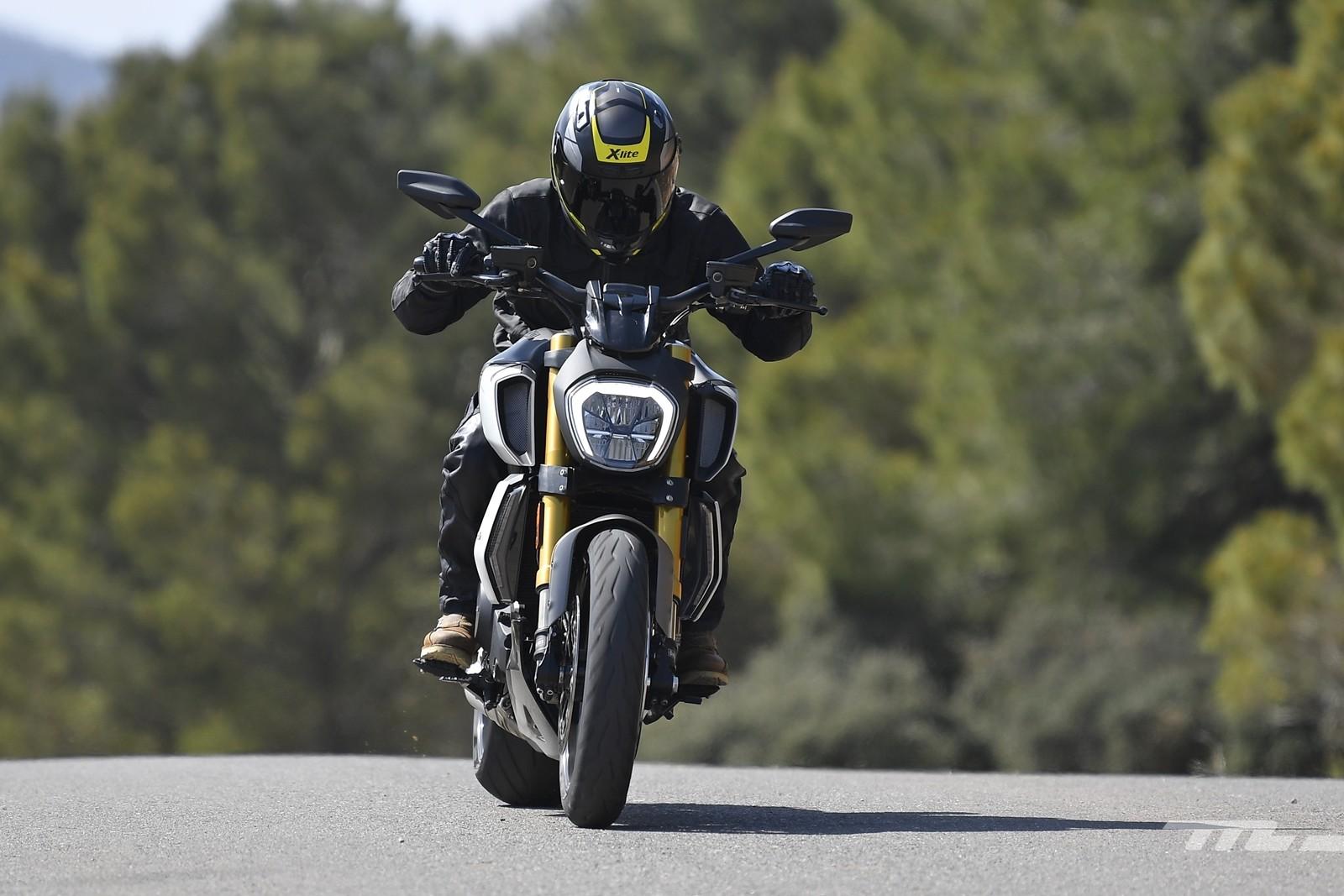 Foto de Ducati Diavel 1260 S 2019, prueba (1/59)
