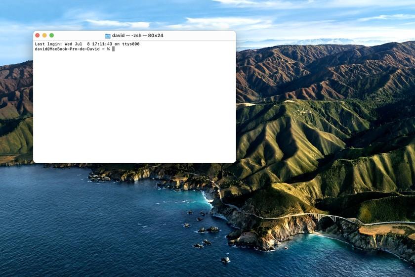 Nueve comandos divertidos para jugar con el Terminal de nuestro Mac