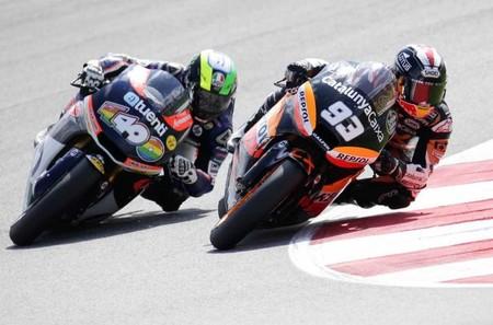 Marquez Espargaro Moto2 2012