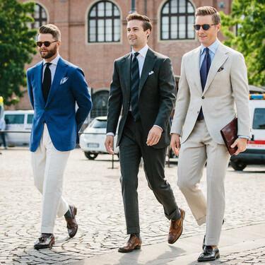 Once pantalones de Calvin Klein, Hackett y más para llevar del día a la noche porque son clásicos de toda la vida