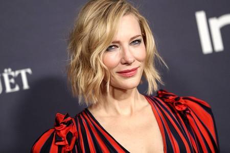 """'Eyes Wide Shut': Cate Blanchett tuvo un papel """"enmascarado"""" en la última película de Stanley Kubrick"""