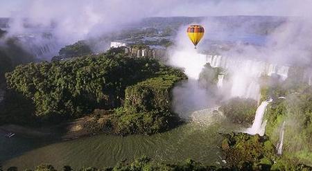 No habrá globos sobre Iguazú