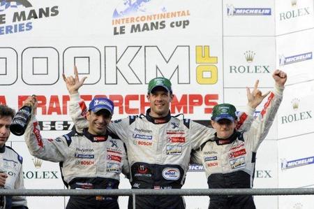 Doblete de Peugeot en los 1.000 kilómetros de Spa-Francorchamps