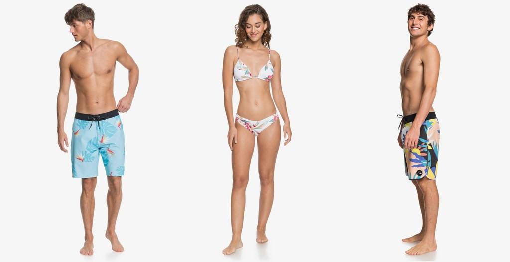 30% de descuento en moda de baño Quiksilver y Roxy en cientos de bikinis y bañadores por tiempo limitado