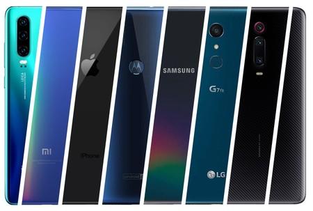 Los nueve mejores smartphones que puedes comprar en México por 13,000 pesos o menos (Edición 2019)