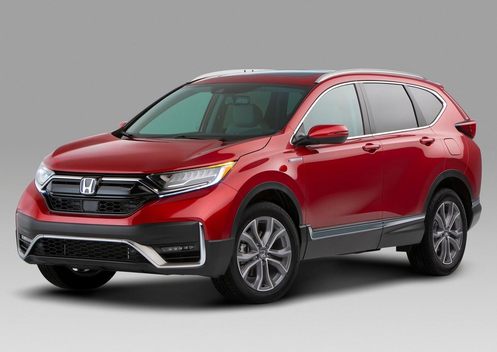 Foto de Honda CR-V 2020 (13/15)