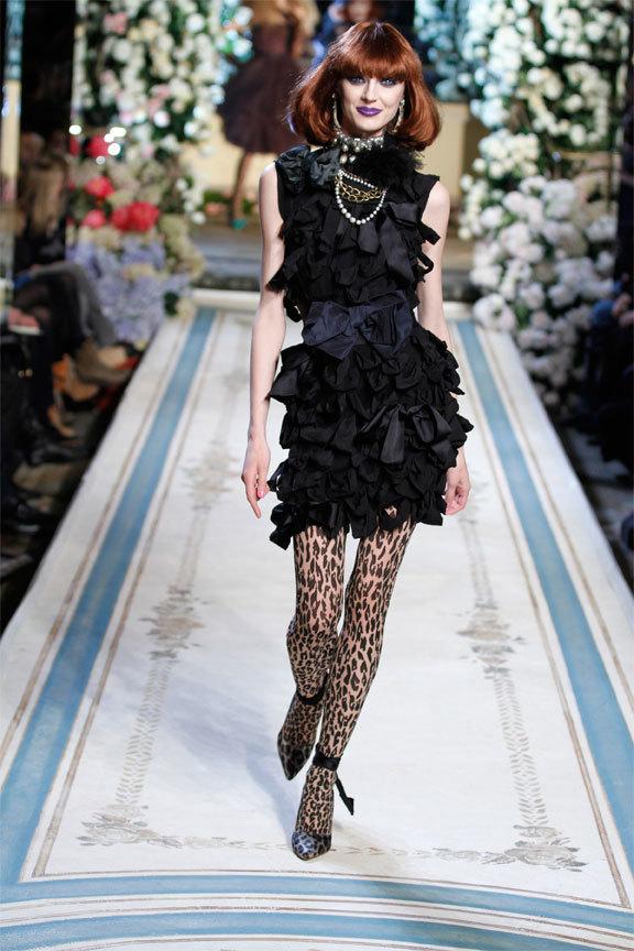 Foto de Lanvin y H&M, colección Alta Costura en un desfile perfecto: los mejores vestidos de fiesta (30/31)