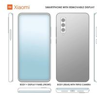 Xiaomi experimenta con móviles modulares y ha patentado uno al que se le puede quitar la pantalla