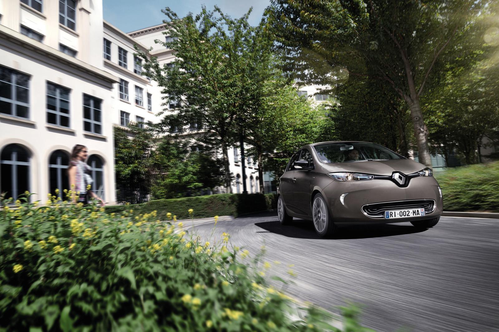 Foto de Renault ZOE ZE 40 (17/21)