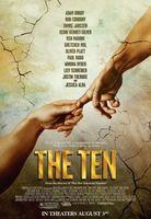 Póster de 'The Ten', una comedia sobre los 10 mandamientos