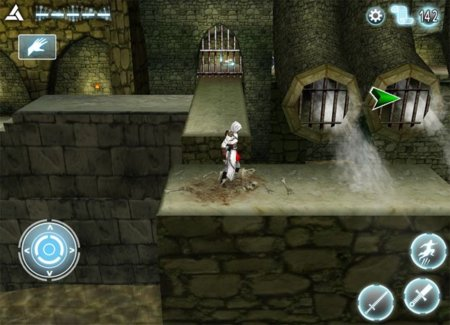 Assassin´s Creed - Altaïrs Chronicles para iPad, un juego realmente adictivo