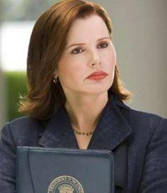 Geena Davis podría sustituir a Patinkin en Mentes Criminales