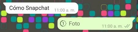 Como Enviar Fotos Videos Whatsapp Solo Pueden Verse Una Vez