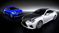 Lexus RC F, con fibra de carbono