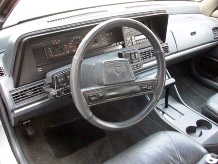 1992 Eagle Premier Es Limited Interior