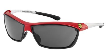 Ferrari lanza las gafas de sol Scuderia Ferrari 2013, para que veas mejor la Fórmula 1