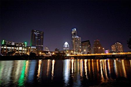 La ciudad de Austin, Texas