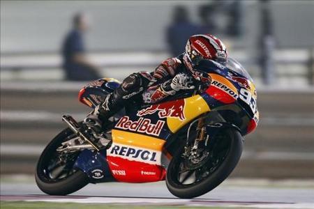 MotoGp Qatar 2010: Marc Márquez se lleva la primera pole del año en 125 c.c