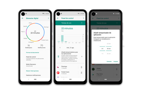 Motorola One Action Bienestar