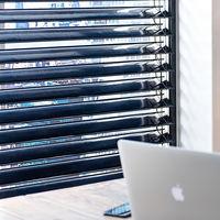 SolarGaps: persianas con paneles solares para generar energía a través de las ventanas de nuestro hogar