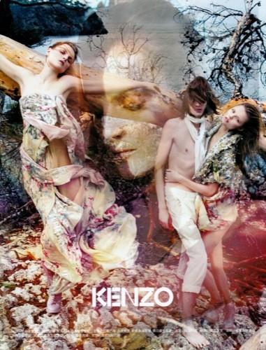 kenzo primavera-verano 2009