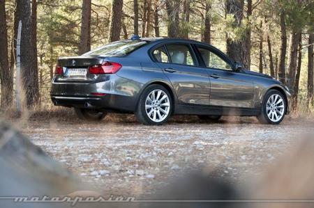 BMW 335i, prueba (conducción y dinámica)