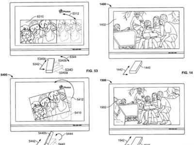 Apple actualiza su patente del mando a distancia Magic Wand para el Apple TV
