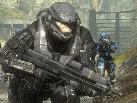 'Halo: Reach': primeras imágenes oficiales del juego y un vídeo de la beta