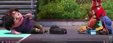 Lou, el genial cortometraje de Pixar sobre el acoso escolar que nos invita a la reflexión