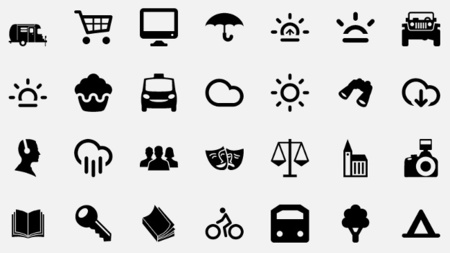 The Noun Project: iconos de todo tipo
