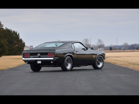 1969 Ford Mustang Boss 429 Black Jade Static 3 1024x768