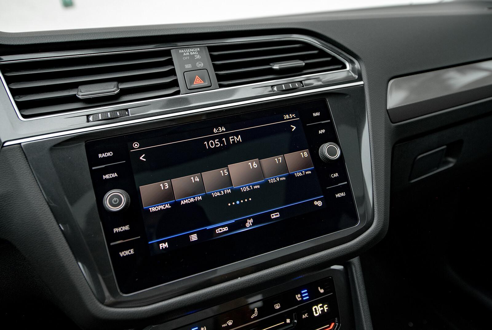 Foto de Volkswagen Tiguan 2022 (lanzamiento) (17/22)