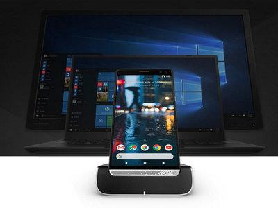 El divorcio entre HP y Microsoft se escenificaría con un HP Pro X3 con Android