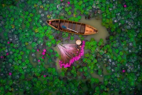 La belleza del mundo vista desde las alturas: las 22 mejores fotos de 2017 tomadas desde un drone