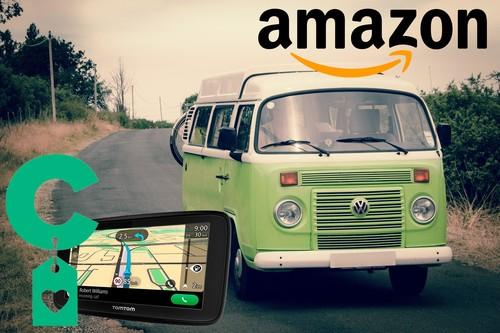 Ofertas de Amazon en navegadores GPS TomTom: para encontrar el camino estas vacaciones sin gastar un euro más de lo necesario