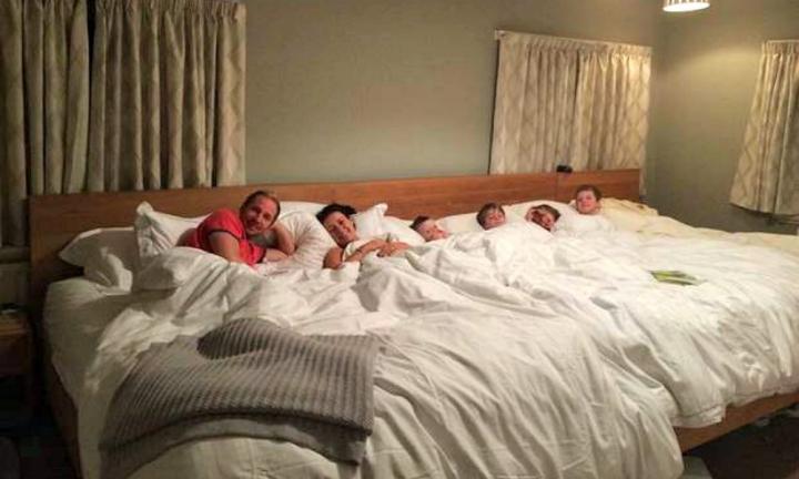 Resultado de imagen de cama colecho gigante