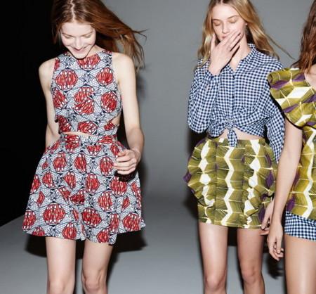 Zara TRF colección marzo 2014