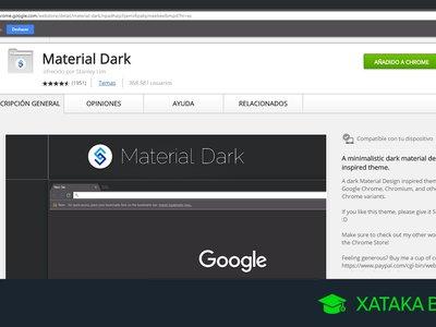 Cómo cambiar el aspecto de Chrome instalando y gestionando sus temas