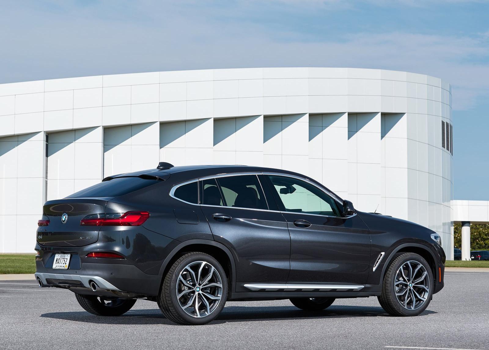 Foto de BMW X4 2019 (10/28)
