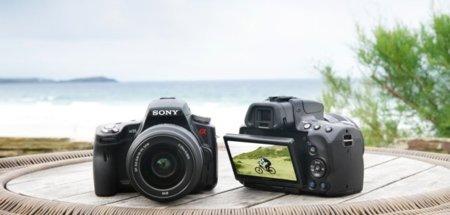 Sony A55 y A33 con autoenfoque