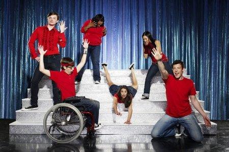 Glee - Escenario