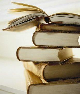 ¿Hay demasiados libros?