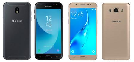 Galaxy J5 2017 Vs J5 2016
