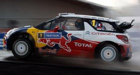 Rally de Finlandia 2011: oh Rey Sébastien Loeb
